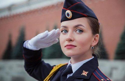 Top 10 Most Attractive Women Police Forces in World