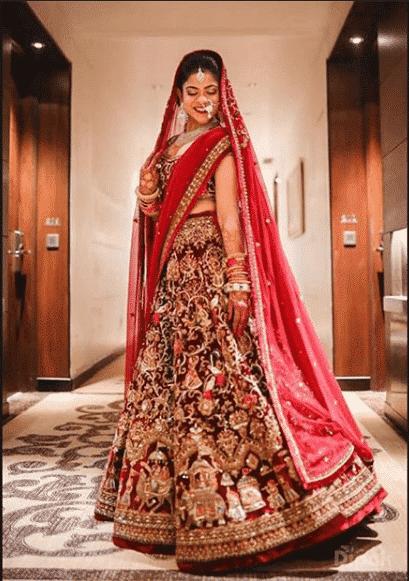rohit-bal Top 18 Bridal Designers in India - Best Wedding Dresses