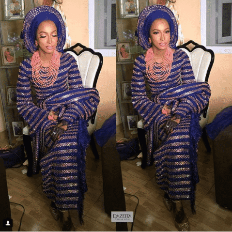 egyptian-vibes 30 Latest Nigerian Dresses for Nigerian Brides 2019