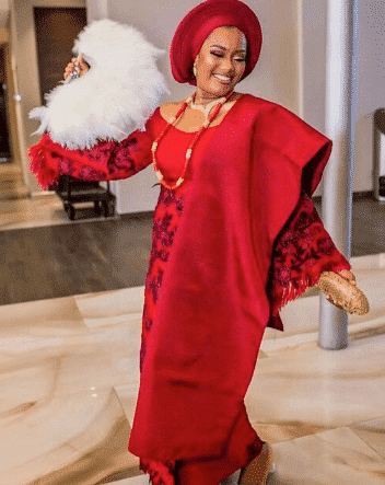 nigerian-brides-outfits 30 Latest Nigerian Dresses for Nigerian Brides 2019