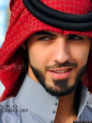 935126-omar-borkan-al-gala Top 10 Middle Eastern Male Models 2018 List