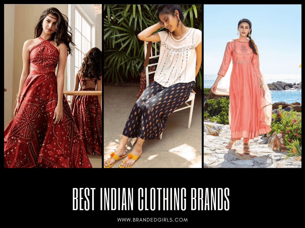 BEST-INDIAN-CLOTHING-BRANDS-1024x768 Top 12 Women Clothing Brands in India 2019 List