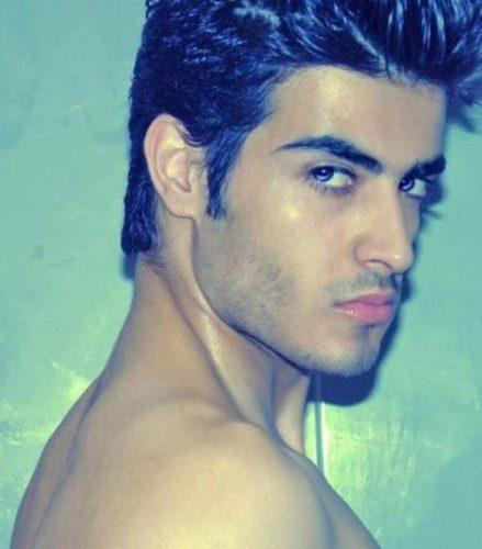 ahmed-439x500 Top 10 Middle Eastern Male Models 2018 List