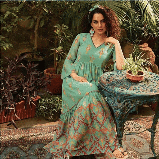 kangana-global-desi Top 12 Women Clothing Brands in India 2019 List