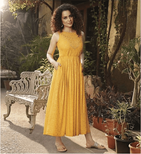 kangana-ranaut-global-desi Top 12 Women Clothing Brands in India 2019 List