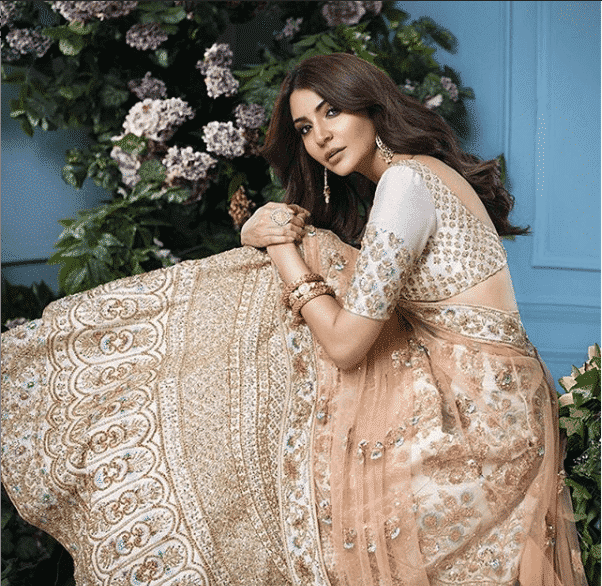 manyavar-anushka Top 12 Women Clothing Brands in India 2019 List