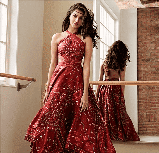 the-label-ritu-kumar Top 12 Women Clothing Brands in India 2019 List