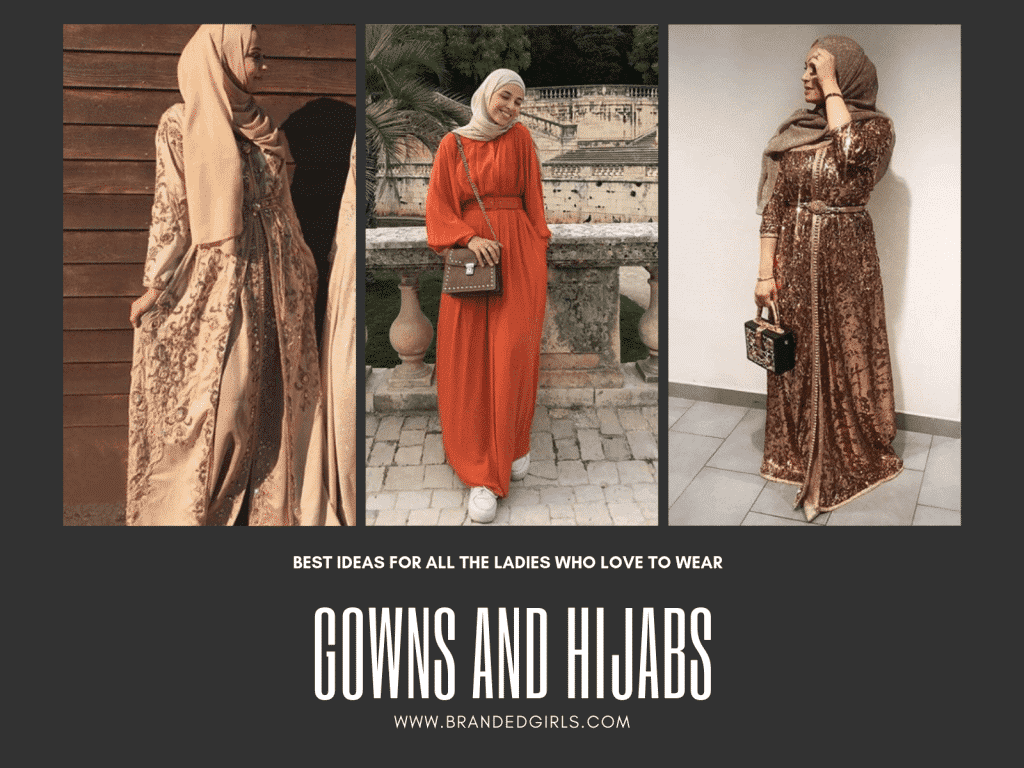 BEST-WAYS-TO-WEAR-HIJABS-WITH-GOWNS-1024x768 How to Wear Hijab with Gowns? 30 Modest Ways to Try Now