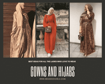 Best Ideas To Wear Gown With Hijab For Women (1)