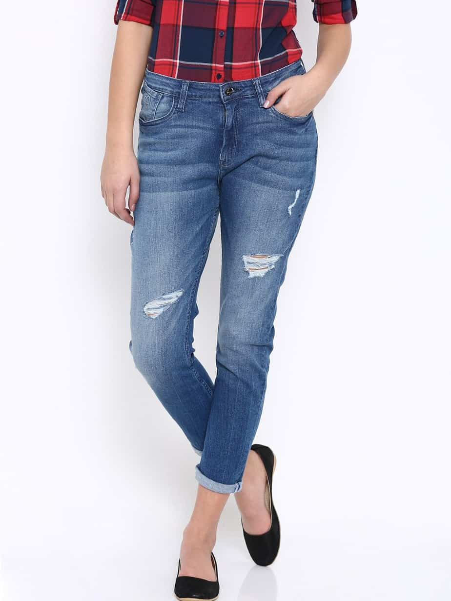 Top 10 Jeans Brands for Women in India with Price