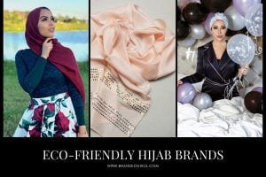 top brands for eco hijabs