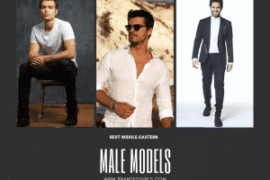 Most Good Looking Middle-Eastern Male Models (1)