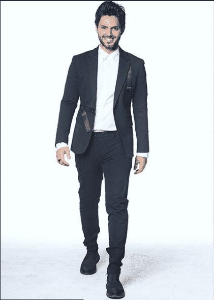 badr-al-zidane Top 25 Middle Eastern Male Models 2019 List