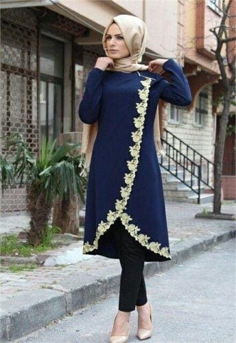 hijab-with-shalwar-kameez-12-344x500 15 Modest Ways for Women To Wear Shalwar Kameez Fashionably