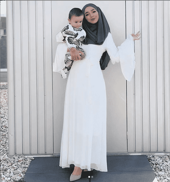 How To Wear Hijab With Gowns 30 Modest Ways To Try Now