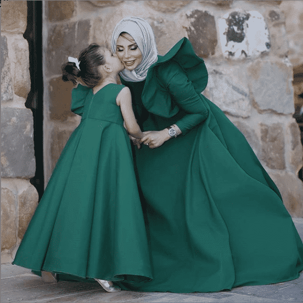matching-outfits How to Wear Hijab with Gowns? 30 Modest Ways to Try Now