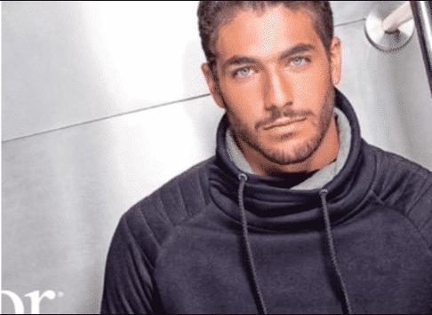 mohamed-el-bably Top 25 Middle Eastern Male Models 2019 List