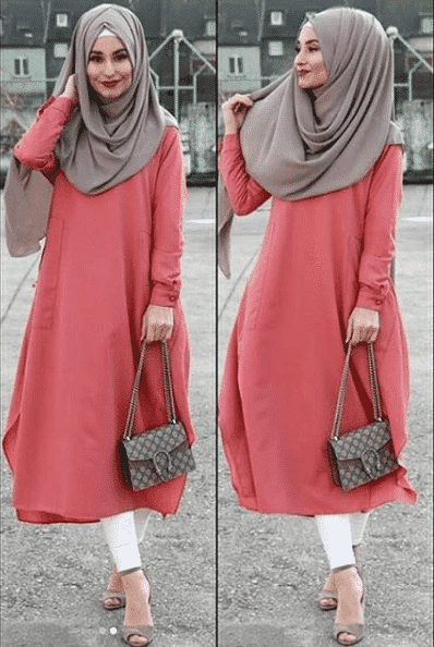 professional-hijab 15 Modest Ways for Women To Wear Shalwar Kameez Fashionably