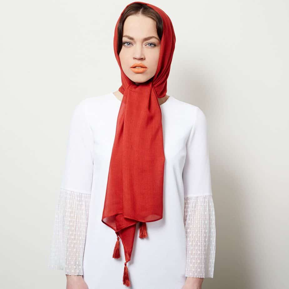 sadoq Eco Friendly Hijabs - Top 10 Brands to Buy Eco-Hijabs