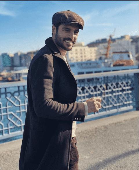 serkan-cayoglu Top 25 Middle Eastern Male Models 2019 List
