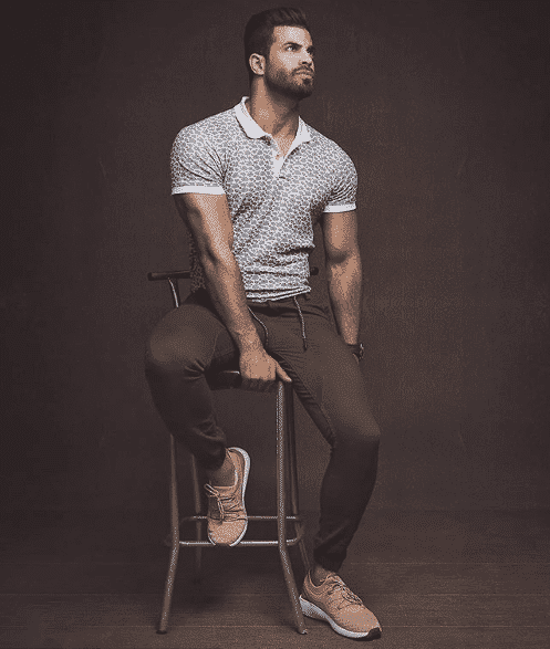 tarek-naguib Top 25 Middle Eastern Male Models 2019 List