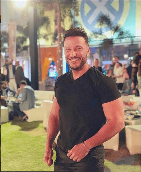 wael-mansour Top 25 Middle Eastern Male Models 2019 List