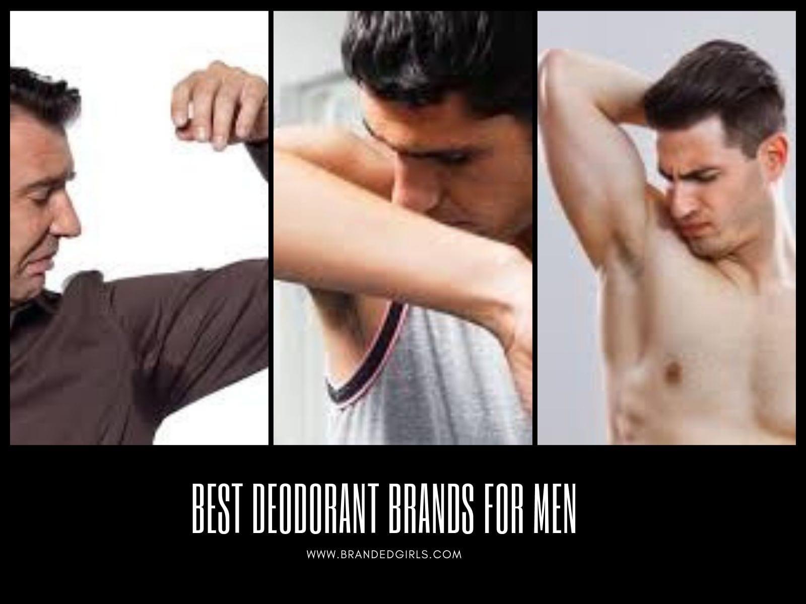 Best-Deodorant-Brands-for-Men Top 10 World Best Deodorants for Men in 2019