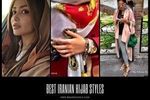 Best Irani Hijab Styles