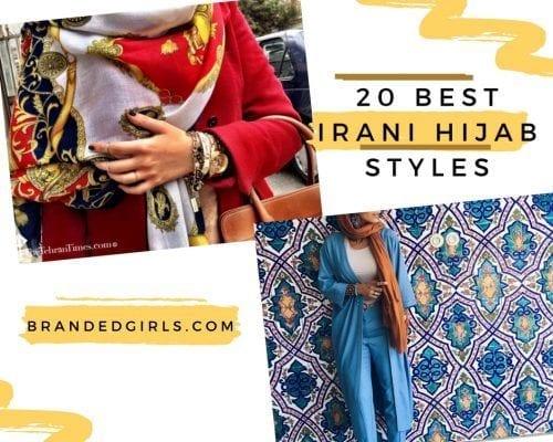 Irani-Hijab-Styles-500x400 20 Best Iranian Hijab Style-Step by Step Irani Hijab Tutorial