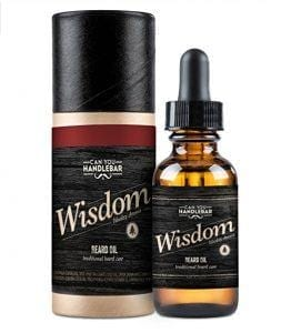 Wisdom-Beard-Oil Top Ten Best Beard Oil Brands in 2018