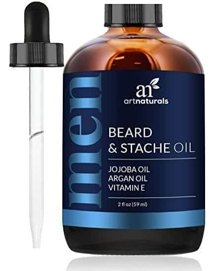 men-beard-natural-oil Top Ten Best Beard Oil Brands in 2018