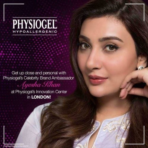 physiogel-500x500 Top 10 Pakistani Brands For Hair Care