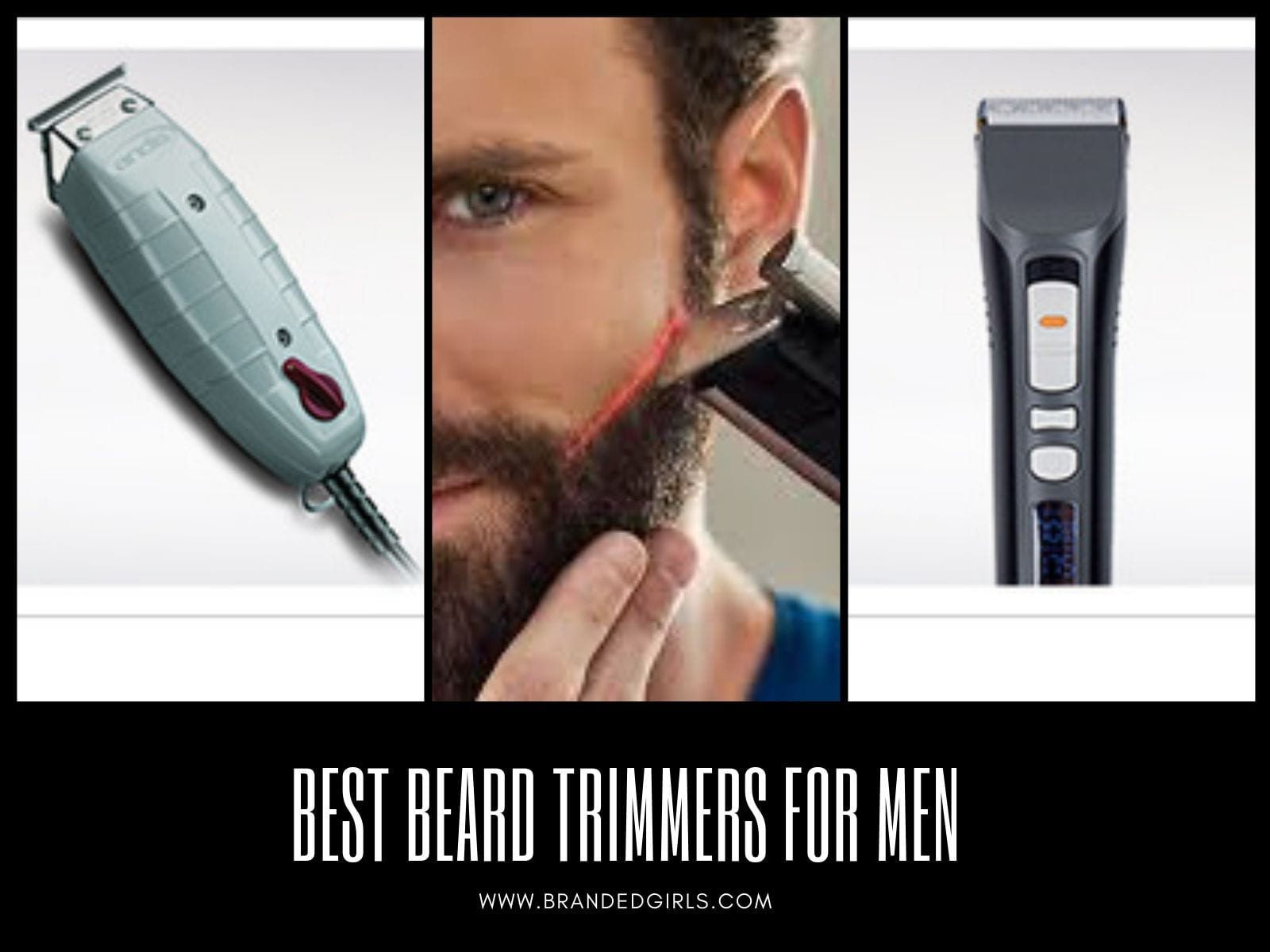 Beard-Trimmers-1 Top 10 Best Beard Trimmers For Men To Use In 2019 - Reviews
