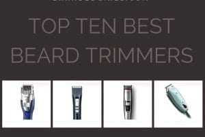 Top Ten Best Beard Trimmers (1)