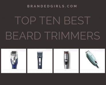 Top Ten Best Beard Trimmers (1)
