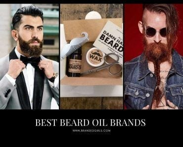 Top Beard Oil Brands