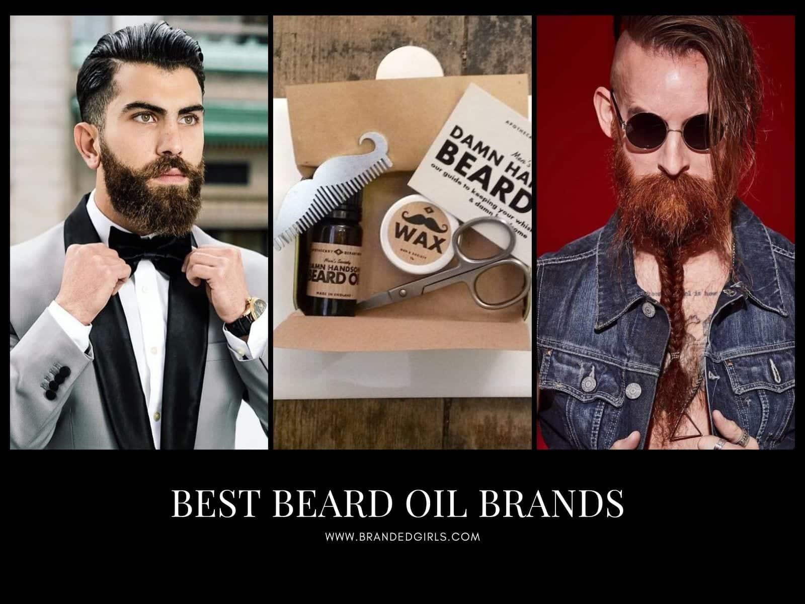 Best-Beard-Oil-Brands Top Ten Best Beard Oil Brands in 2020