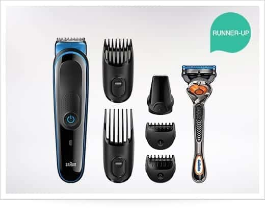 Braun Top 10 Best Beard Trimmers For Men To Use In 2019 - Reviews