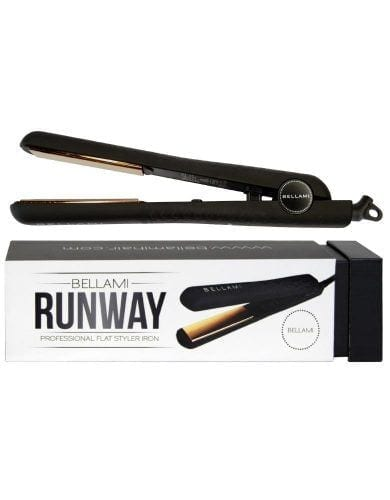 RUNWAY-BLACK-best-hair-straightener-390x500 Top 10 Hair Straighteners Brands in World 2018