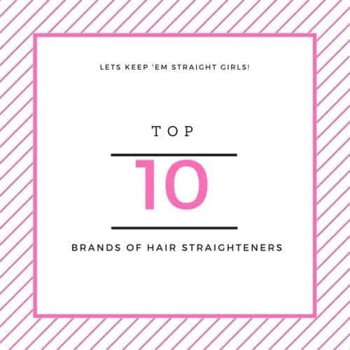 TOP-500x500 Top 10 Hair Straighteners Brands in World 2018
