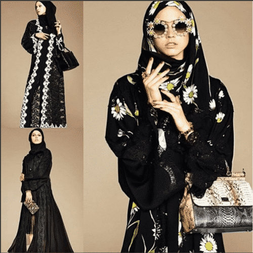 dolce-and-gabbana-luxurious-hijab-500x500 Top 10 Luxury Hijab Brands 2018 Every Hijabi Should Know