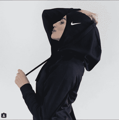 nike-luxurious-hijab-497x500 Top 10 Luxury Hijab Brands 2018 Every Hijabi Should Know