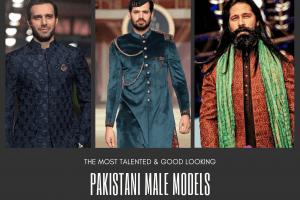 Top 18 Pakistani Male Models