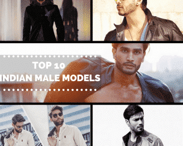 TOP 10 INDIAN MALE MODELS in 2018 by Hiba Faryal