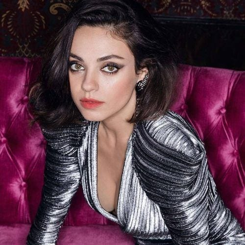 mila-kunis-cute-dp-500x500 Cute DPs of Jewish Girls – 30 Best Jewish Girls Profile Pics