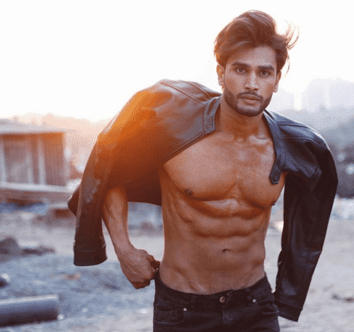 rohit-khandelwal-top-indian-male-model-500x469 Top 20 Indian Male Models of 2019 Updated List
