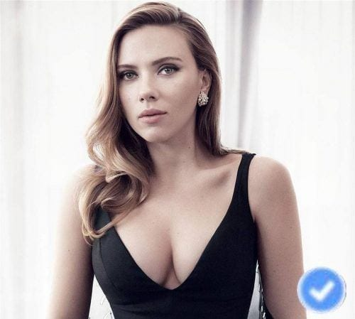 scarlett-johansson-cute-dp-500x449 Cute DPs of Jewish Girls – 30 Best Jewish Girls Profile Pics