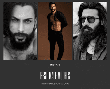 best indian male models