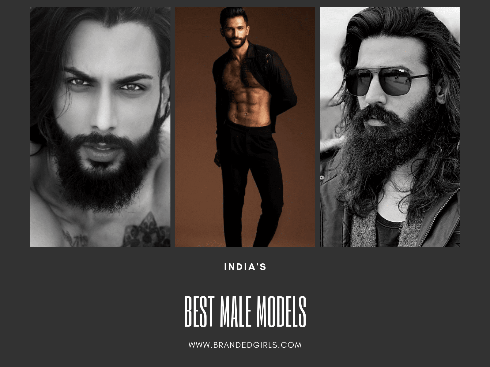 Top 20 Indian Male Models of 2019 Updated List