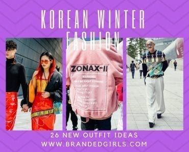 winter fashion in korea